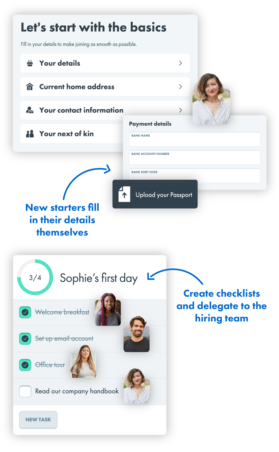 Automate onboarding